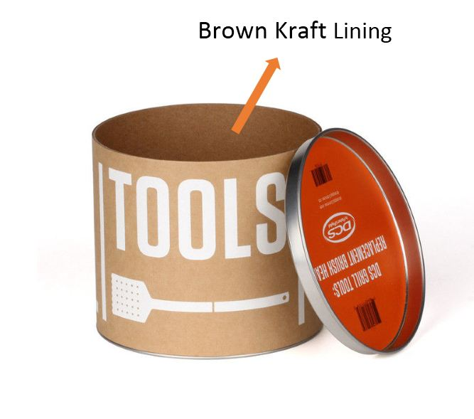 Brown Kraft Lining