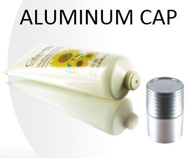 Aluminum cap web