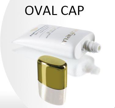 oval cap web