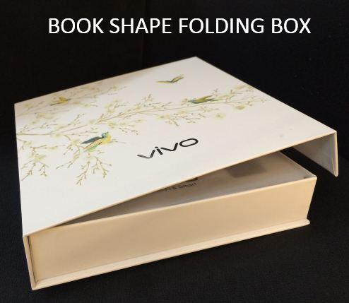 book folding box
